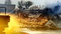 На Украину пошли войной. На прошлой неделе зону АТО атаковали по всем фронтам