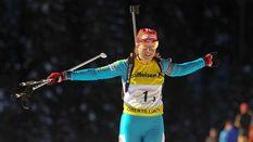 Біатлон. Меркушина здобула золото на чемпіонаті Європи