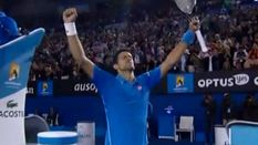Теніс. Джоковіч пробився до фіналу Australian Open