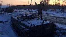 """Ворог б'є """"Градами"""" по Дебальцевому, сили АТО завдають бойовикам суттєвих втрат"""