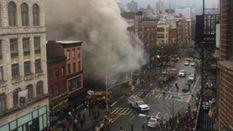 У Нью-Йорку вибухнув будинок. Близько 30 людей постраждали