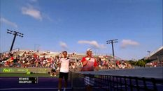 Теніс. Долгополов пробився у друге коло мастерсу в Маямі