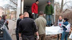 Українська сторона забрала з Донецька 22 тіла українських військових