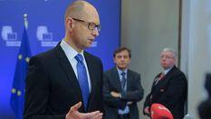 """Яценюк каже, що """"Укрнафтою"""" та іншими держкомпаніями керуватимуть іноземці"""
