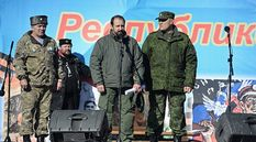 Нам потрібна вся Україна, — ватажок терористів