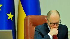 Яценюк продовжує шлях камікадзе: Валіть усе на мене