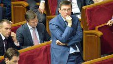 Порошенко вмовив Луценка переглянути рішення про звільнення