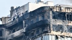 Пожежу в одеській висотці локалізували