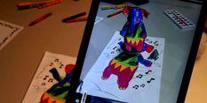 Створили унікальний додаток для соціопатів, Disney створив ЗD-розмальовки для дітей