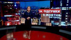 Итоговый выпуск новостей 6 октября по состоянию на 21:00
