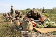 Військові проведуть для школярів триденну військово-спортивну гру