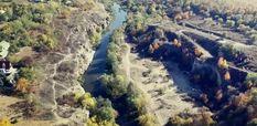 Невероятная красота Букского каньона: густые леса, горные реки и водопады