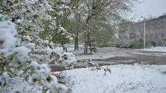 Сніговий полон охопив ще одну область: неочікувані фото, відео