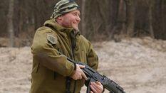 Ярош в деталях показав тренувальну базу бійців-добровольців