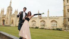 Як кембриджські студенти голяком святкували випускний: з'явились фото