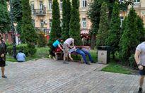 Біля Золотих воріт у Києві спалахнула сутичка з різаниною: загинув чоловік