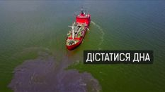 Компания, связанная с россиянами, устроила подводную свалку на Николаевщине