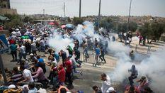 Криваві сутички у Єрусалимі: є загиблі і сотні поранених