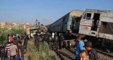 Железнодорожная авария в Египте: число жертв растет, назвали причину трагедии