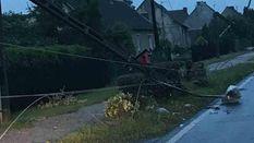 Смертельная непогода в Польше: жуткие фото разрушений