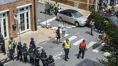 Наезд на демонстрантов в Шарлотсвилле: что происходит на месте трагедии