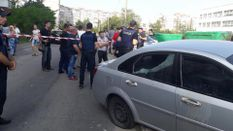 Появились подробности стрельбы с участием нардепа Мельничука в Киеве