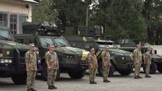 Выставку военной техники ко Дню Независимости открыли в Киеве