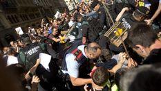 Іспанська поліція здійснила хвилю арештів у Каталонії