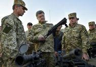 Зброя для армії: стало відомо, за які гроші Порошенко її купує