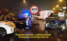 У Києві трапилася смертельна аварія за участю авто начальника сервісного центру МВС