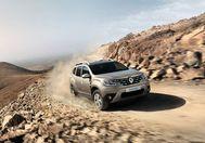 У Renault показали фото Duster нового покоління