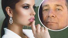 Онищенко був одружений із сексуальною хорватською моделлю: фото