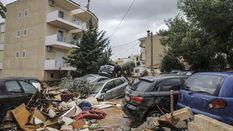 Нищівна повінь в Греції забрала життя 14 людей: з'явились фото наслідків стихії