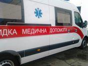 Вагітна жінка серйозно постраждала в результаті масштабної ДТП у Києві