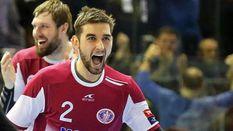Украинская команда по гандболу завоевала место в плей-офф Лиги чемпионов