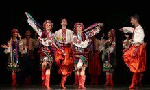 Як виглядав ансамбль Врського, чи виступи вдвдували Сальвадор Дал, президент Монако та ґлизавета ¶¶