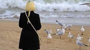 Как весна подкрадывается к Черному морю: удивительные фото