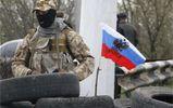 Россия значительно усиливает линию фронта на Донбассе артиллерией, танками и живой силой