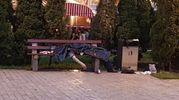 Вбивство АТОшника в Києві: волонтер назвала новий виклик для України