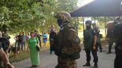 Рейдерське захоплення: поліція побила та затримала ветеранів АТО