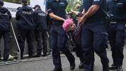 Протесты в Польше: полиция оштрафовала более полсотни активистов