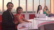 Внимание на мимику Шкиряка, – журналистка показала смешное видео с советником главы МВД