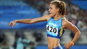 Українська легкоатлетка поступилася першим місцем росіянці у Діамантовій Лізі