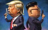 Дональд Трамп похвалив Кім Чен Ина