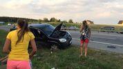Жахлива ДТП з трьома автомобілями сталась біля Львова: є загиблі і поранені