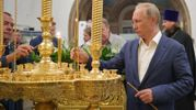 Школа, церква, музей і зустріч з байкерами: що робив Путін в окупованому Криму
