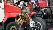 В Ростове-на-Дону вспыхнул масштабный пожар: видео