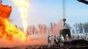 Пожежа на нафтовій свердловині у Росії: постраждалий українець помер в лікарні