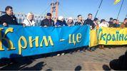 Народ мій завжди буде: кримчани до сліз зворушили привітанням з Днем Незалежності