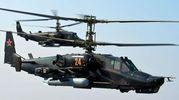 Російський вертоліт вистрелив по глядачах: з'явилось відео з борту Ка-52